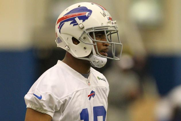 Bills 'In Conversation' to Start Robert Woods as No. 2 Receiver