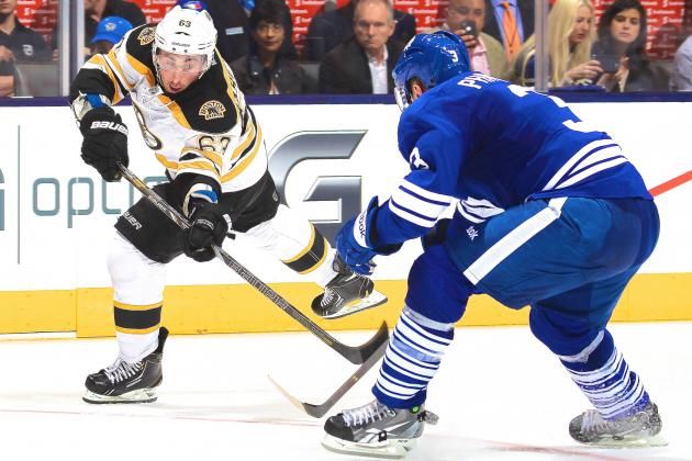 Bruins vs. Maple Leafs: Why History Is Not on Boston's Side in Game 7