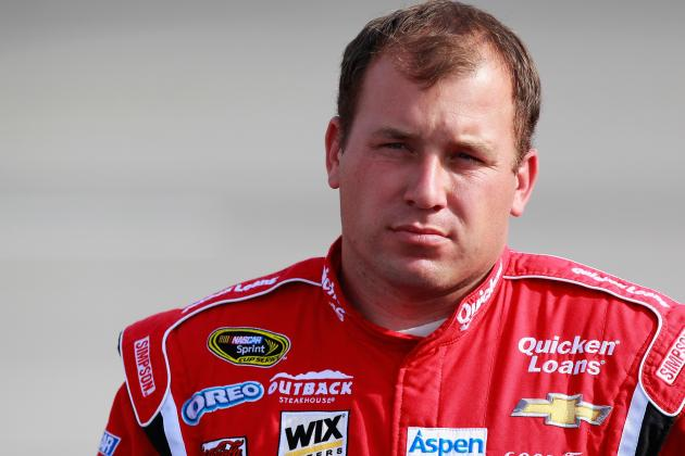 NASCAR's Lack of Response Peeves Newman