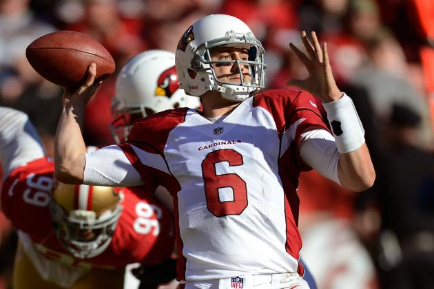 Cardinals Cut QB Brian Hoyer