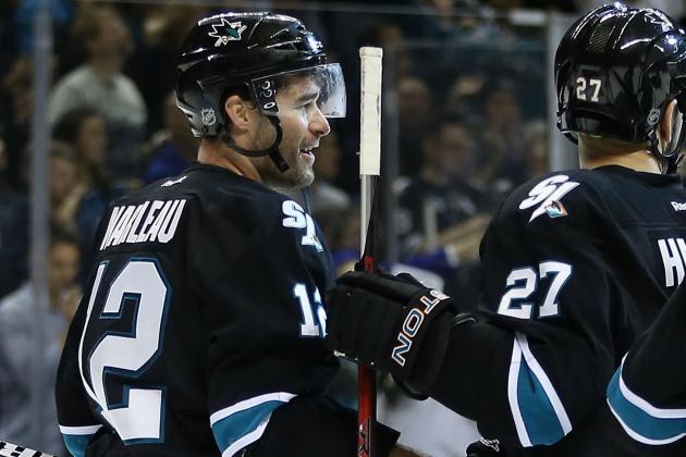 San Jose Sharks' Rivals Find There's No Slowing Patrick Marleau