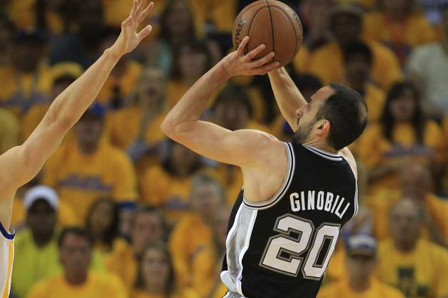 The Rise and Fall of Manu, Spurs in Game 4