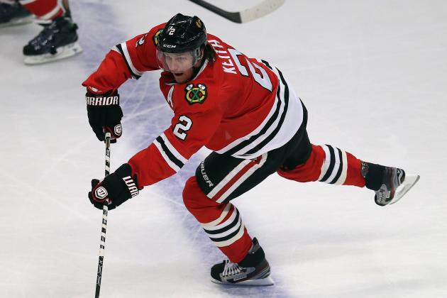 Under-the-Radar Keith Not Unappreciated in Chicago