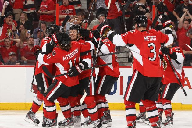 Daniel Alfredsson's Leadership as Valuable as Ever to Ottawa Senators