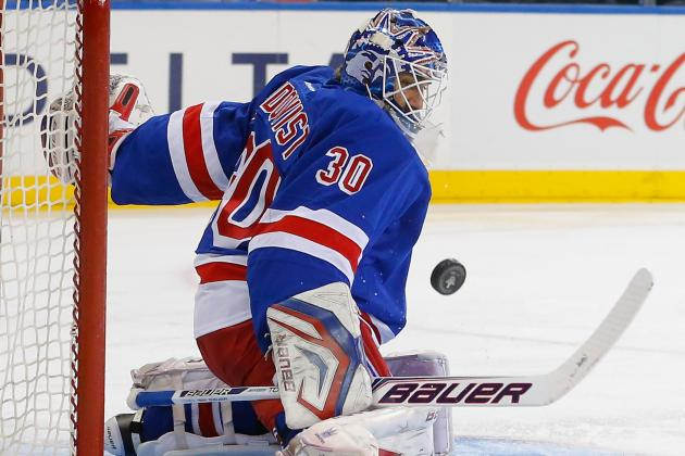 Henrik Lundqvist Assures New York Rangers of a Game 7 vs. Washington Capitals