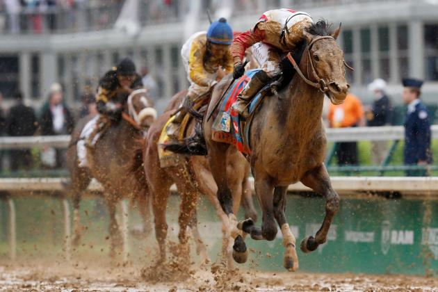 Preakness 2013: How Rainy Weather Would Affect Top Favorites