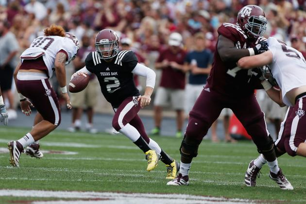 Former NFL Scout on Manziel: 'Unimpressive Physical Dimensions'