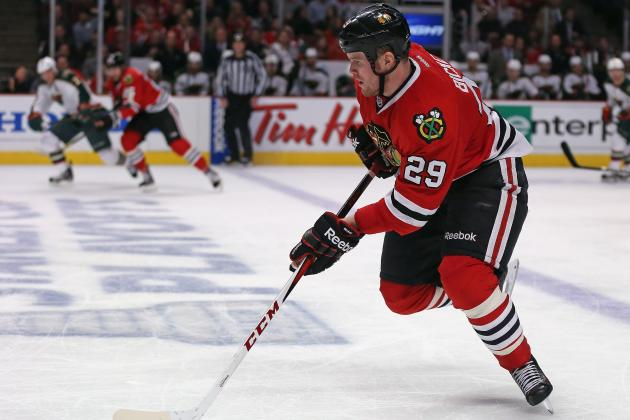 Bickell Excelling in Fast, Physical Postseason