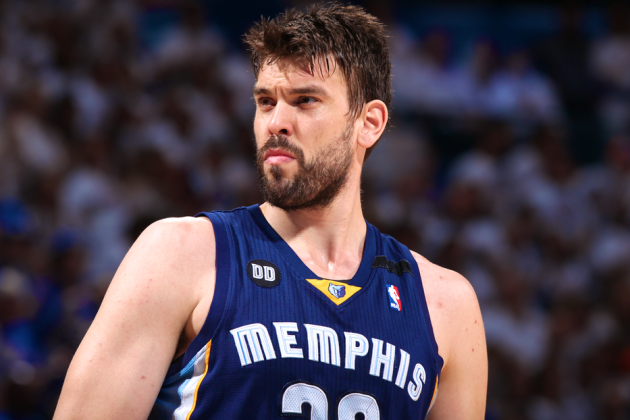 2013 NBA Defensive Player of the Year Marc Gasol Left Off All-Defensive 1st Team