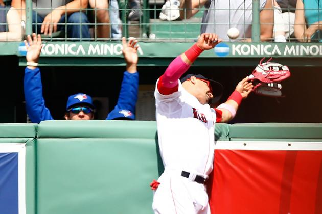 Shane Victorino Cleared to Play After Examination