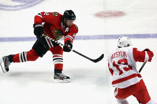 How the Red Wings and Chicago Blackhawks Can Salvage the NHL Season