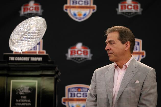 Is Complacency the Toughest Opponent Nick Saban, Alabama Will Face in 2013?