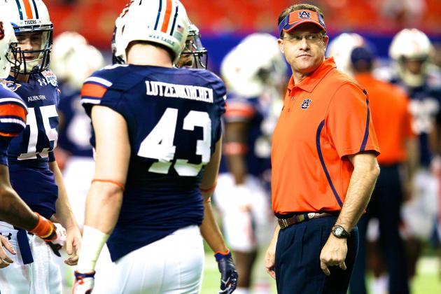 Auburn Football: Gus Malzahn's Recruiting Bodes Well for Tigers' Future
