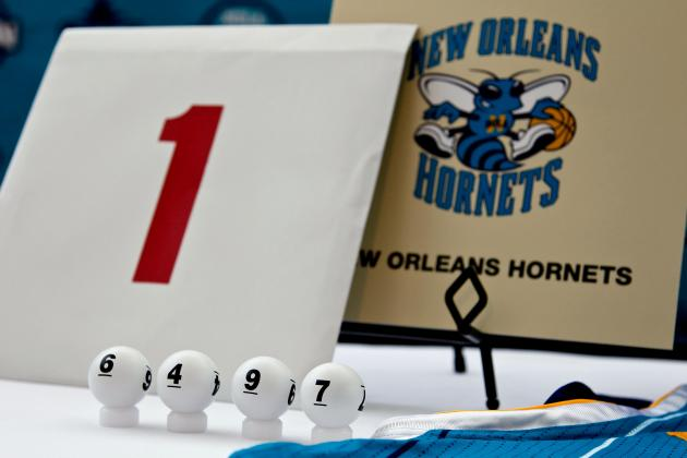 Inside Look at Draft Lottery and Magic's Odds