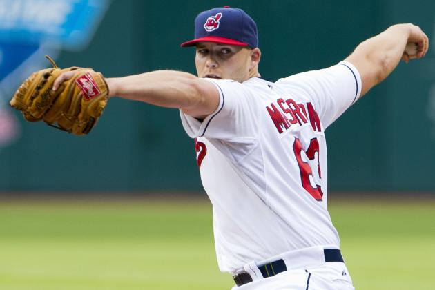 Justin Masterson Shuts out the Yankees in 1-0 Indians Win