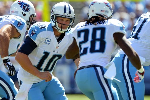 Are the Tennessee Titans Now the Best Running Team in Football?