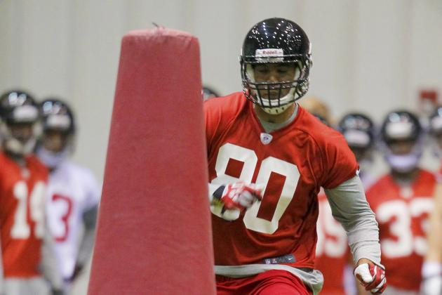 Examining Roles For 2013 Atlanta Draftees: Levine Toilolo