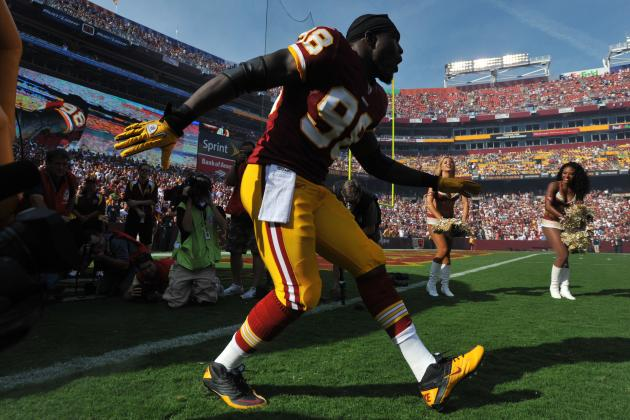Could the Washington Redskins Have the Best Pass Rush in the NFC East?