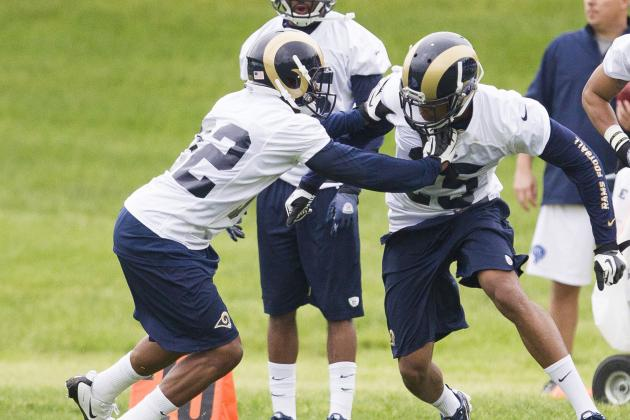 Rams Rookie CB McGee Out to Make an Impression