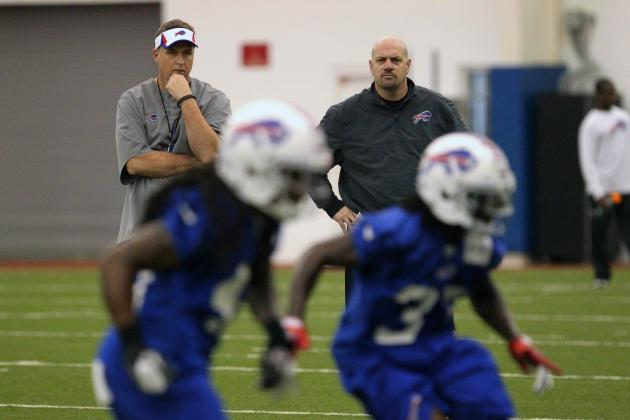 Breaking Down the Buffalo Bills' New-Look Hybrid Defense Under Mike Pettine