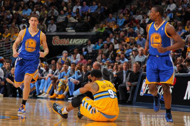 Debate: Who Would You Rather Keep -- Klay Thompson or Harrison Barnes?