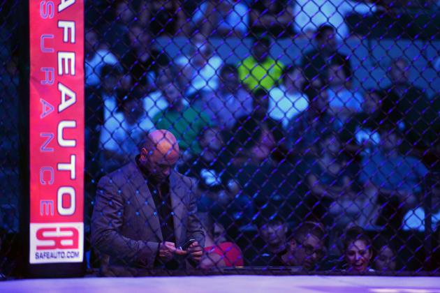 UFC: Hold Your Breath…It's Time to Appreciate Dana White