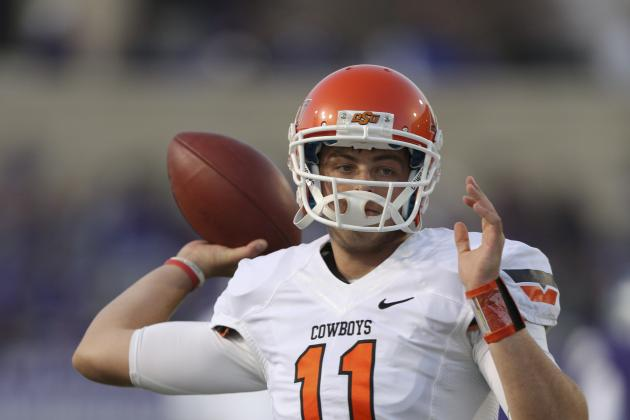 Former Oklahoma State Quarterback Considering Louisville