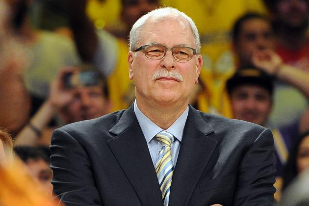 Phil Jackson Reportedly Unlikely to Take Front-Office Job with Toronto Raptors