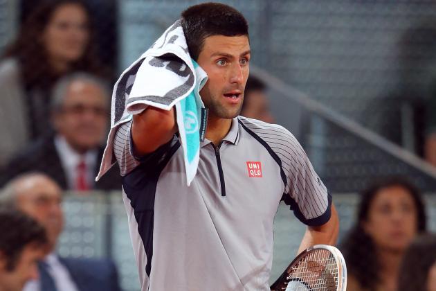 Novak's Madrid Loss 'A Valuable Experience'