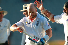 Matt Prior 'Uncomfortable' with Being Named England's Player of the Year