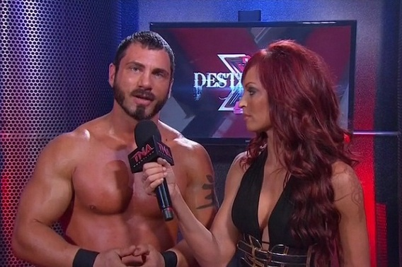 WWE/TNA's Forbidden Truth of Wrestling: Did Austin Aries Go Too Far on Impact?