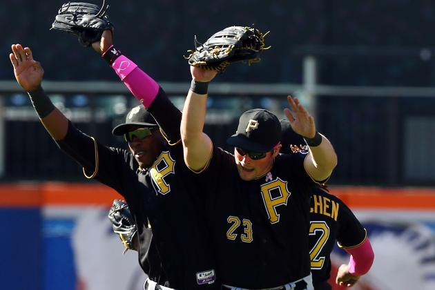 Pirates Beat Mets, 3-2, for Third Win in a Row