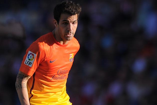 Cesc Fabregas Could Make a Shock Move to United This Summer
