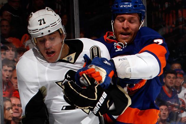 Penguins star center Malkin uneasy about NHL Playoff start