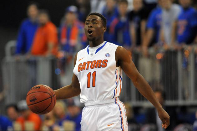 Report: Charlotte Snags Ex-Florida PG