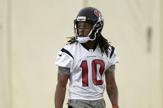 Is DeAndre Hopkins the Front-Runner for Offensive Rookie of the Year?