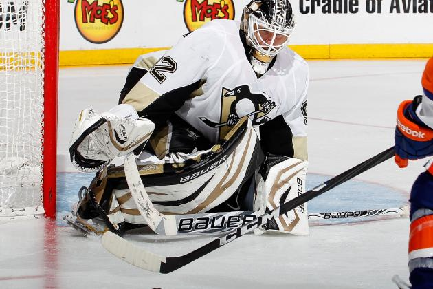 Debate: Should the Penguins Stick with Vokoun in Net?
