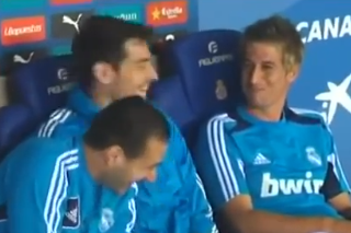 Awkward: Coentrao Isn't Named in Squad, on Bench Anyways