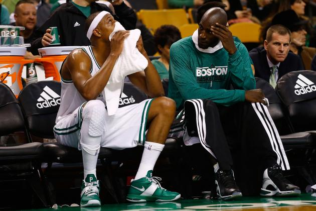 Boston Celtics Future Built Around Cutting Ties with Paul Pierce, Kevin Garnett