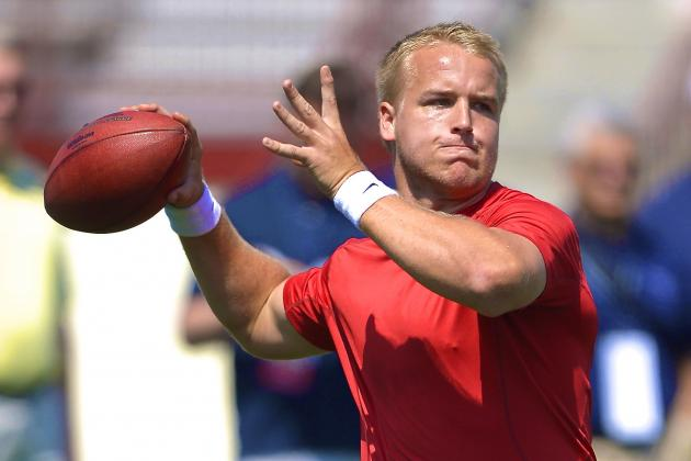 LeSean McCoy Welcomes Matt Barkley to Eagles by Constantly Calling Him 'Mark'