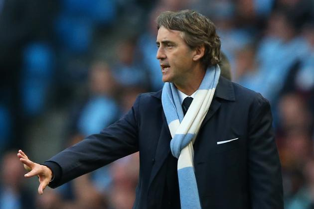 Man City Sacks Roberto Mancini