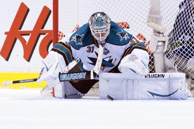 San Jose Sharks' Goalie Antti Niemi Was Primed for Big Season