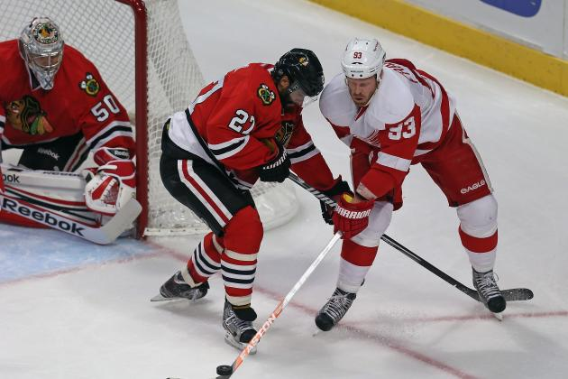 NHL Playoff Schedule 2013: Round 2 Dates, Game Times and TV Coverage Info