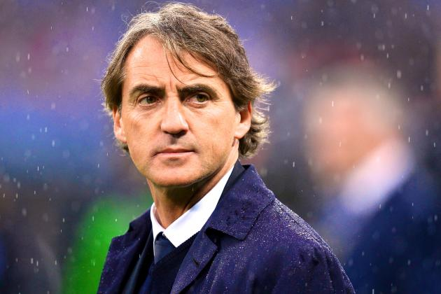 Manchester City Fire Manager Roberto Mancini