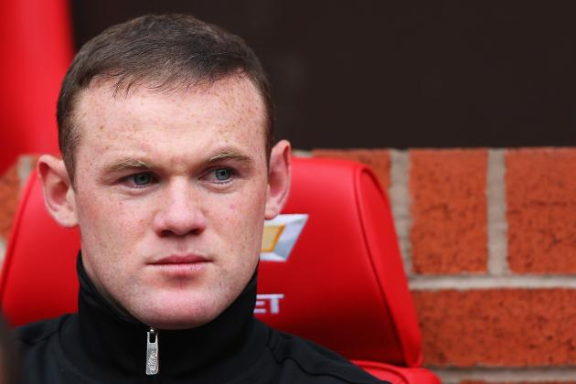 Why Wayne Rooney Should Suck It Up and Stay at Manchester United