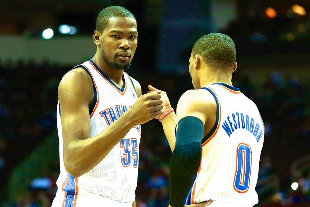 Kevin Durant on Russell Westbrook: 'We Need Him, We Miss Him'