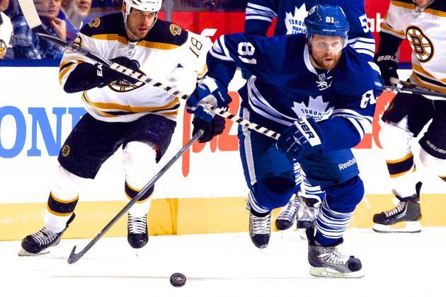 Toronto Maple Leafs vs. Boston Bruins Game 7: Live Score, Updates, Analysis