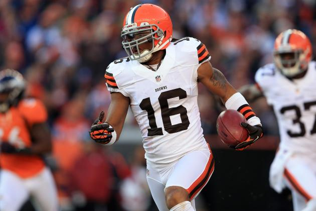 Return Man Josh Cribbs Visits Lions, Leaves Without Signing