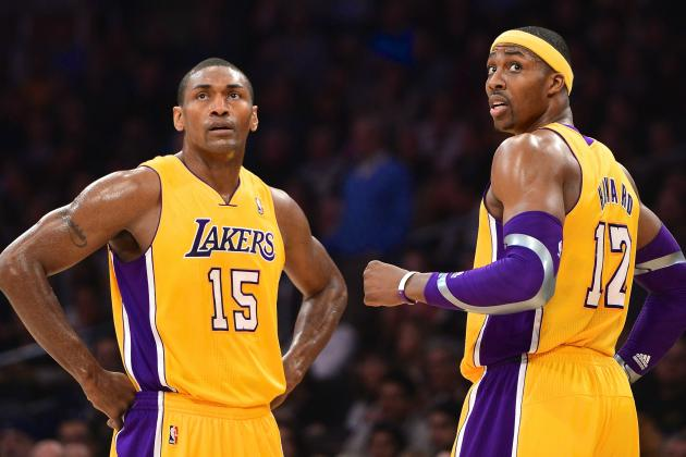 Metta World Peace Says Dwight Howard's Joking Bothered Him at First