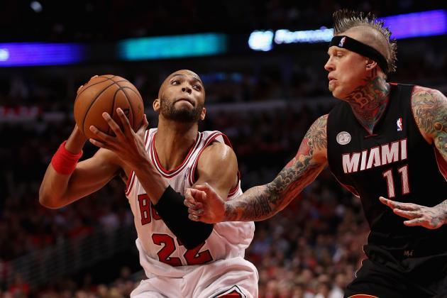Heat Beat Bulls 88-65